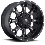 FUEL | KRANK BLACK MILLED | D517