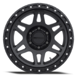 METHOD WHEELS | STREET STYLE MATTE BLACK | MR312