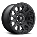 FUEL | VECTOR MATTE BLACK | D579