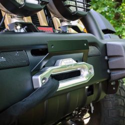AEV | HAWSE FAIRLEAD LICENSE | PLATE MOUNT KIT