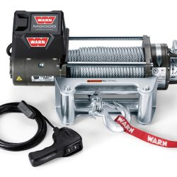 WARN | M8000 WINCH W/STEEL ROPE | 8,000 LBS