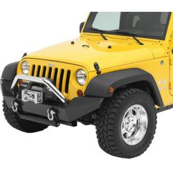BESTOP | GRILL GUARD MATTE BLACK | 2007-2013 JK