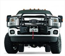 WARN | GEN II BUMPER SHORT TUBE | GMC/CHEVY 2500HD 2007-2017