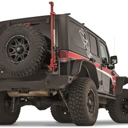 WARN | ELITE SERIES REAR BUMPER | FOR JK 2007-2016