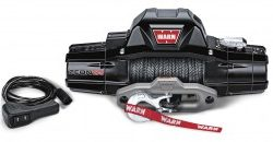 WARN | ZEON 10-S WINCH W/SPYDURA SYNTHETIC ROPE | 10,000 LBS