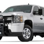 WARN | TRANS GEN II BRACKET KIT |  GMC/CHEVY 2500HD 2011-2013