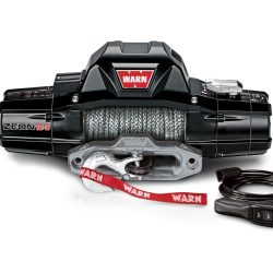 WARN | ZEON 12-S WINCH W/SYNTHETIC ROPE | 12,000 LBS