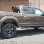 N-FAB | CREW CAB CAB LENGTH | FOR 2015-2016 F150