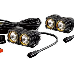 KC | FLEX LED DUAL SPOT | SYSTEM (PAIR)