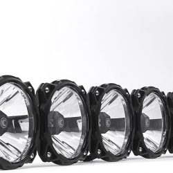 KC | PRO 6 LIGHT BAR 45″| UNIVERSAL 7 RING
