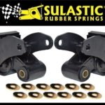 SULASTIC | SPRING SHACKELS MAX LIMIT | CHEVY/GMC 2500HD/3500HD 2011-2017
