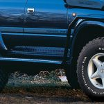 ARB | SIDE STEP & SIDE RAIL | LC 80 1990-1997