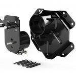 TERAFLEX | ALPHA HD ADJUSTABLE TIRE MOUNT KIT | JK