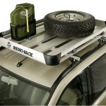 RHINO RACK | SPARE WHEEL HOLDER