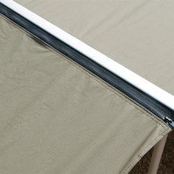 RHINO RACK   EXTENSION ADAPTOR ZIPPER FOR SUNSEEKER 2.5M