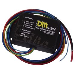 TJM | IBS DBM CHARGER & MANAGER | 20A DC-DC