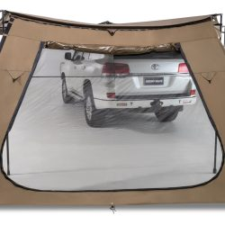 RHINO RACK | BATWING TAPERED EXTENSION WITH DOOR